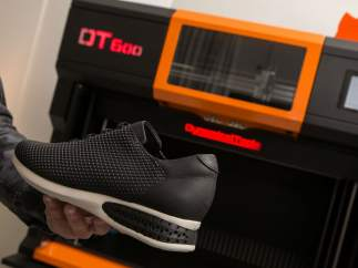 Zapatos y tecnología