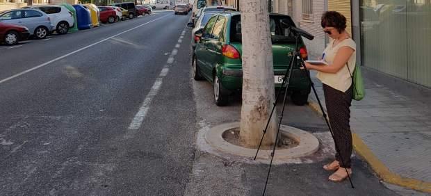 Contaminación acústica por la N-332 en La Safor