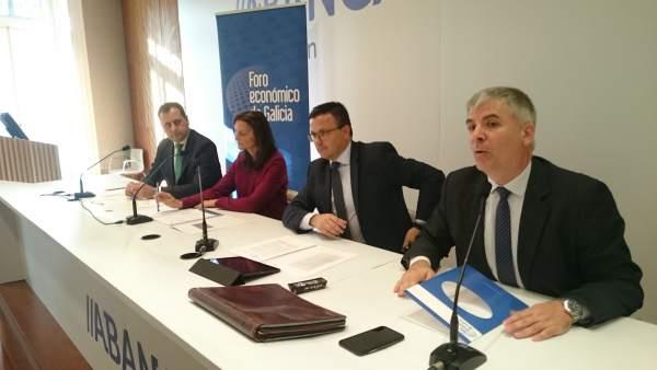 Foro Económico de Galicia plantea demandas para el rural