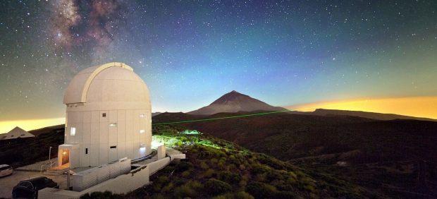 'Teletransportación' de fotones en La Palma
