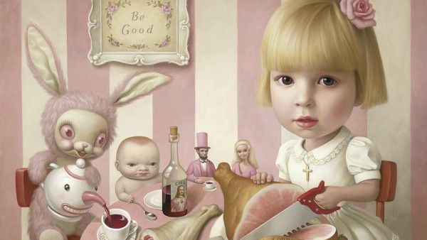 Mark Ryden - Rosies Tea