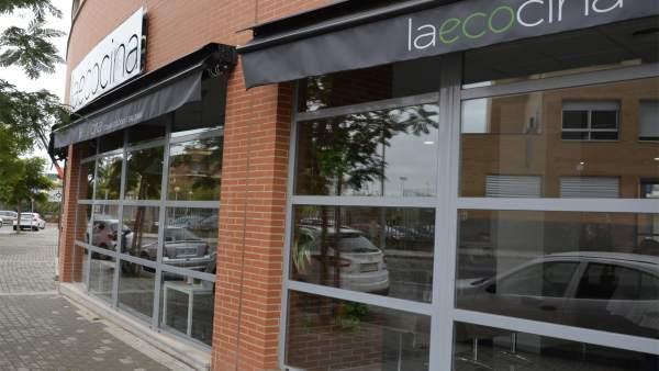 Exterior del Restaurante de La Ecocina
