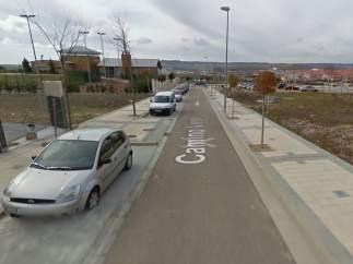 Camino Viejo de Simancas (Valladolid)