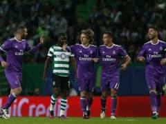 Gol de Benzema al Sporting