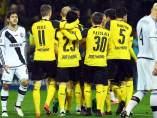 Gol del Borussia Dortmund al Legia