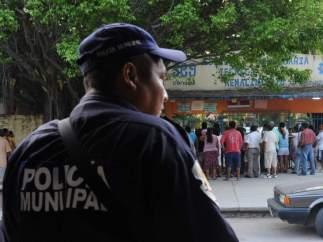 Policía Municipal México