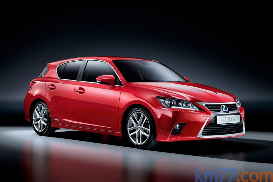 foto: lexus ct 200h eco   los coches híbridos más baratos del