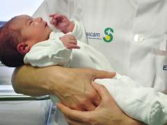 Nacimiento de un bebé