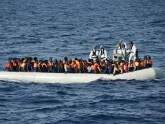 4.715 refugiados han muerto en el Mediterráneo este año