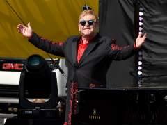 Elton John celebra sus 70 años entre artistas