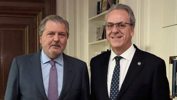 Reunión Méndez de Vigo y Píriz