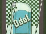 Stuart Davis - Odol, 1924