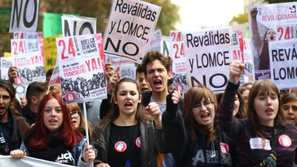 Resultado de imagen para Manifestaciones estudiantiles