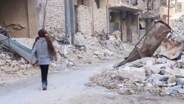Bana, los ojos tristes de Alepo
