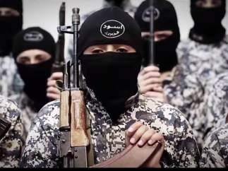 Niños de Estado Islámico