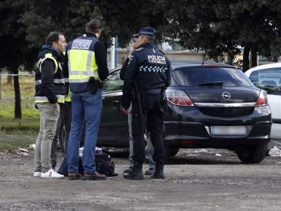Asesinato machista en Fuenlabrada