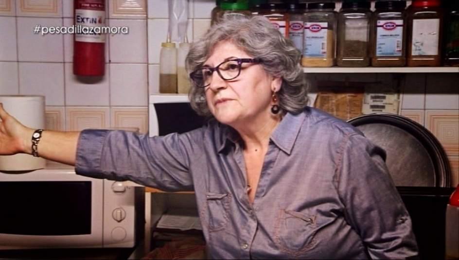 Chicote marca su m ximo de temporada con sole la primera for Pesadilla en la cocina brasas