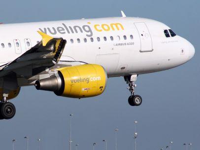 Imagen de uno de los aviones de la aerolínea.