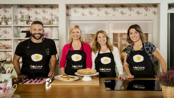 Anna olson y compa a el nuevo programa de reposter a de for Canal cocina en directo