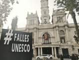 Campaña para apoyar a las Fallas como Patrimonio de la Humanidad