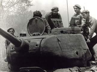 En un tanque