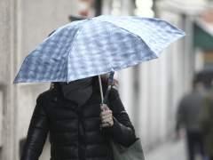 Regresan este domingo las lluvias generalizadas, que serán fuertes en Andalucía