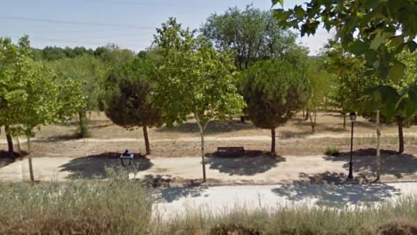 Parque Polvoranca