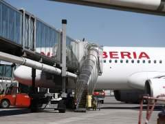 Iberia mantiene las huelgas en Barcelona