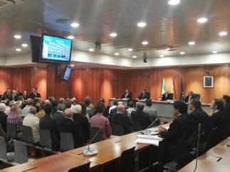 Juicio caso 'Arcos', corrupción urbanística Alcaucín