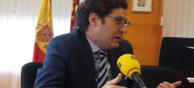 El presidente del TSJ de la Región de Murcia, Miguel Pasqual de Riquelme