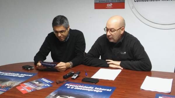 La CIG llama a manifestarse en Vigo este miércoles