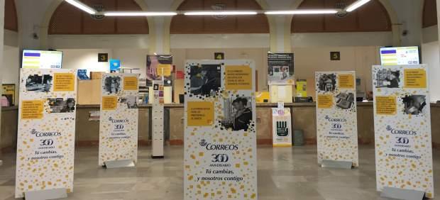 Exposición en Jerez por el 300 aniversario de Correos