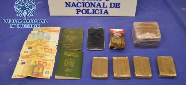 Operación contra la droga en Logroño