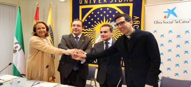 Se renuevan las ayudas a estudiantes de la UPO