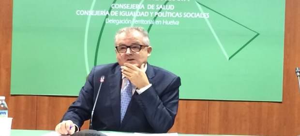 Rafael López, delegado de Salud