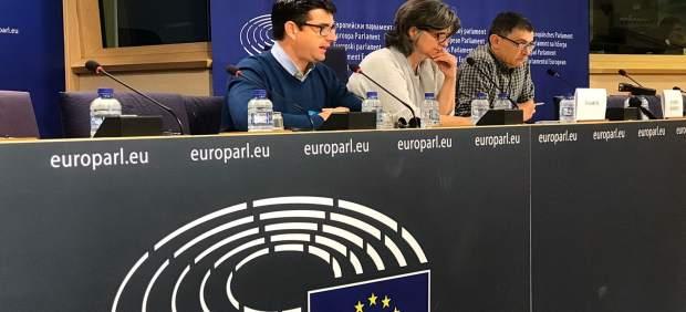García interviene junto a López y Cabrera en Bruselas