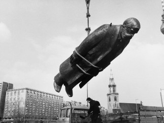 Sibylle Bergemann, Das Denkmal, Berlin, 1986