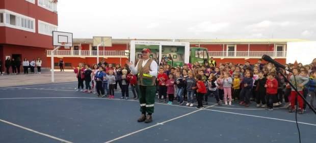 Programa para animar a los alumnos de Palma a reciclar