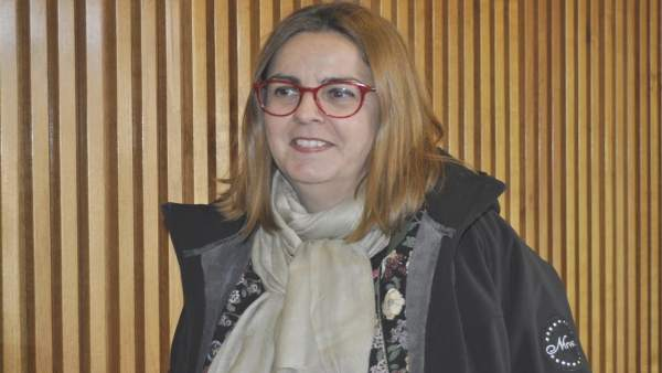 La secretaria general técnica del Departamento de Hacienda, Dolores Fornals.