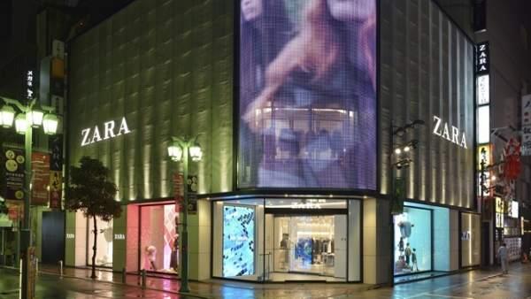 Zara en Tokio