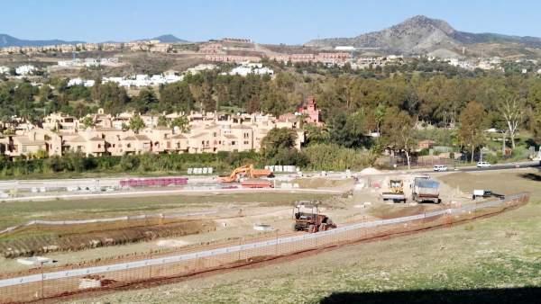 El Ayuntamiento Impulsa El Desarrollo De Obras De Urbanización Valoradas En 30 M