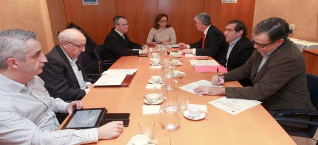 Reunión de la comisión delegada de Cogersa.