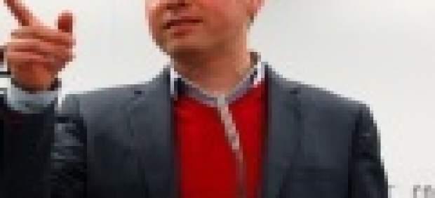 El secretario de Organización, Francisco Ocón