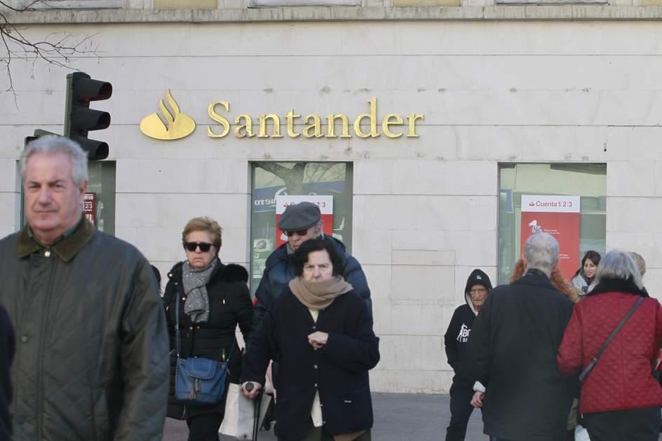El supremo confirma sanci n de 1 mill n al santander por for Pisos banco santander