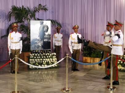 Memorial de Fidel Castro