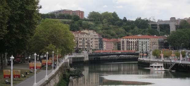 Nubes en Euskadi (Bilbao)