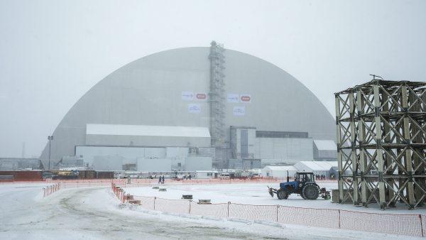 Ucrania cubre el reactor averiado de chern bil con un nuevo sarc fago m s seguro - El seguro de casa cubre el movil ...