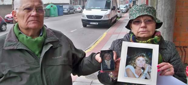 Foto familiares Isabel Fuentes, asesinada en el hospital de