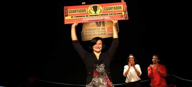 Marta Barceló ha ganado el VI Torneig de Dramatúrgia