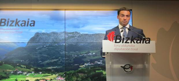 Imanol Pradales (Diputación de Bizkaia)